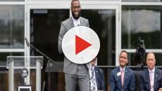 NBA, LeBron James apre una scuola nella sua città