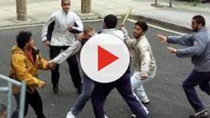 Napoli: rissa in strada, un ferito all'addome e 4 arrestati nigeriani