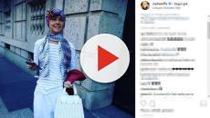 Nadia Toffa sorridente su Instagram: la donna pronta a tornare a Le Iene
