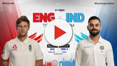 Highlights: India vs England 1st Test, Edgbaston