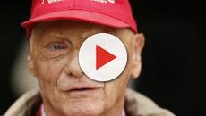 Niki Lauda ricoverato in ospedale a Vienna, le sue condizioni sarebbero gravi