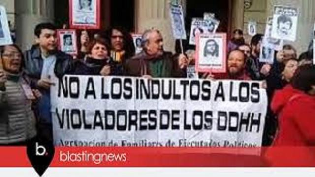 VIDEO: CHILE/ La liberación de 7 ex agentes de Pinochet