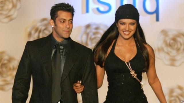 Priyanka Chopra quits Salman Khan's 'Bharat', Katrina Kaif replaces her