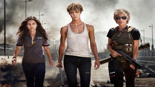 Linda Hamilton reprises her role in 'Terminator' reboot