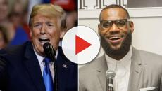 VÍDEO: Donald Trump insulta por Twitter este viernes a LeBron James y Don Lemon