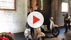 Alla Mostra 'Motocicletta, l'Architettura della velocità' c'è la 'Vespa Venice'