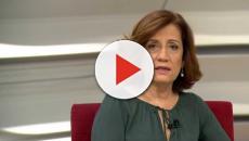 Miriam Leitão passa por situação constrangedora na GloboNews