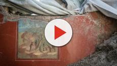 Nuevo hallazgo en Pompeya: la casa de Júpiter decorada con numerosos frescos