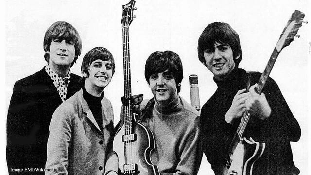 Guitar played by George Harrison at Beatles' last Cavern Club gig is for sale