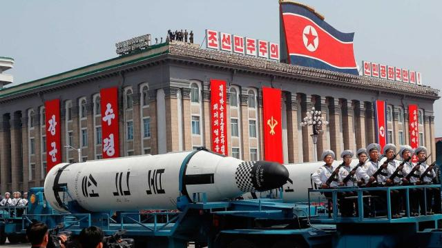 Corea del Norte continúa con su programa nuclear segun un informe de la ONU