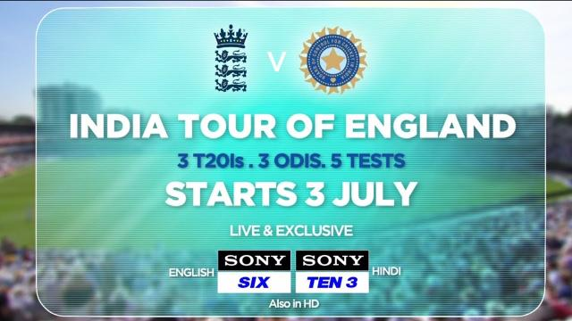India vs England 1st Test day 4 live streaming on Sky Sports and Sony Six