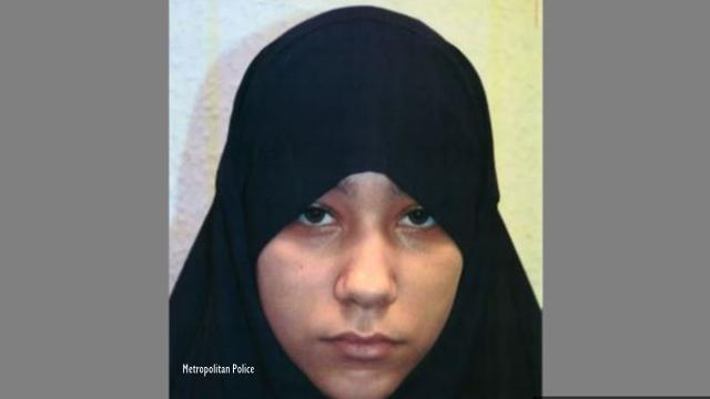 Safaa Boular jailed for life: UK's youngest female terror attack planner