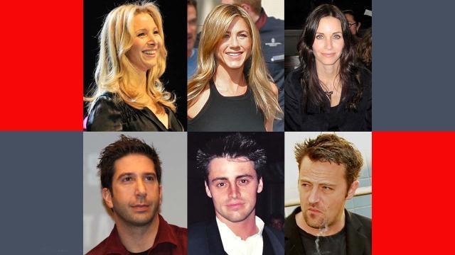 Jennifer Aniston 'fantasises' about 'Friends' reboot