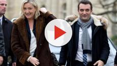 Florian Philippot dénonce le salaire de Marine Le Pen