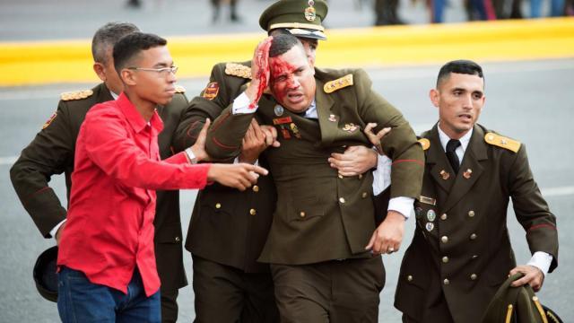 Existen dudas sobre el intento de atentado contra Maduro