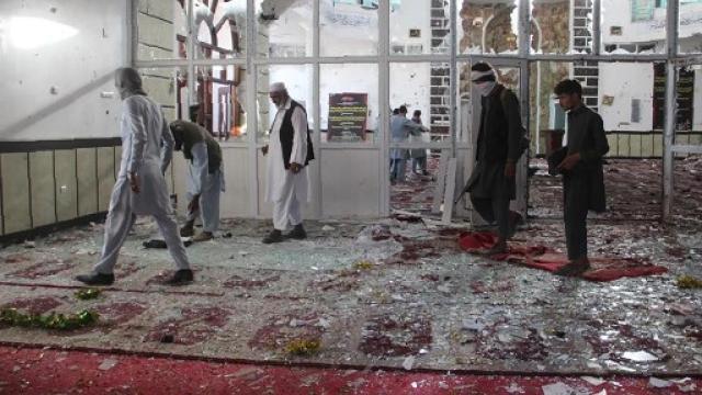 Un nouvel attentat en Afghanistan fait 35 victimes