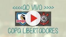Colo-Colo x Corinthians:transmissão do jogo ao vivo
