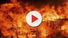 El incendio de Algarve sigue activo con un perímetro de más de 100 kilómetros