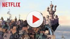 (Des)encanto:serie para adultos en Netflix