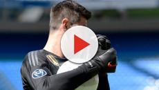 Thibaut Courtois a été présenté au Real Madrid