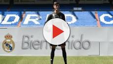 VIDEO: Courtois ya fue presentado como nuevo jugador del Real Madrid