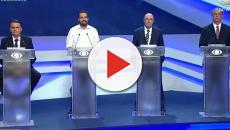Jair Bolsonaro e Daciolo foram os mais pesquisados após debate