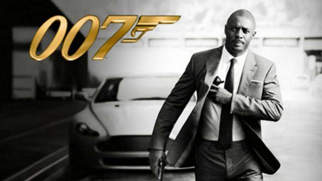 Idris Elba is a likely 007 candidate for future James Bond movie