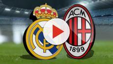 Real Madrid-Milan per il Trofeo Bernabeu in tv l'11 agosto