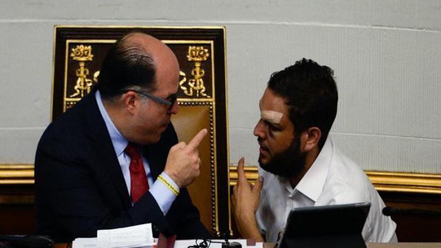 El Parlamento venezolano declara inexistente el allanamiento de inmunidad