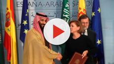 España es uno de los vendedores de armas a Arabia Saudita