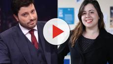 Danilo Gentili é intimado por vereadora do PSOL para um debate após criticá-la