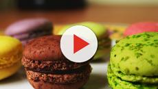 French macarons: Perfect variation