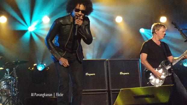 Alice in Chains have a new single, Never Fade, supporting the album Rainier Fog