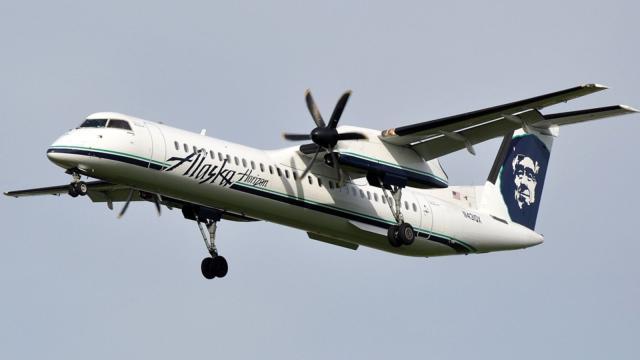 Un empleado de aeropuerto de Seattle roba un avión sin pasajeros