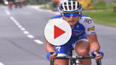 Ciclismo, Matteo Trentin sulla caduta di Lammertink: 'un pizzico di fortuna'