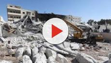 Vídeo: 69 muertos tras explosión de un depósito de armas en Idlib
