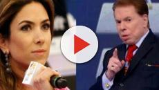 Silvio Santos 'questiona' salário da filha no SBT