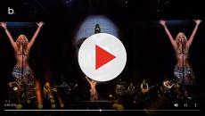 Shakira cautivó a sus fanáticos con su presentación en el Madison Square Garden
