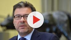 Giancarlo Giorgetti preoccupato di un'eventuale attacco speculativo dei mercati