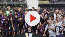 VIDEO: El FC Barcelona es el Supercampeón español