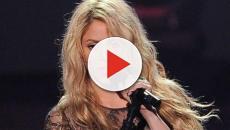Shakira cuelga un mensaje en Instagram en apoyo  Piqué