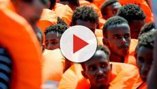 El Aquarius pide a países europeos un puerto para desembarcar a 141 inmigrantes
