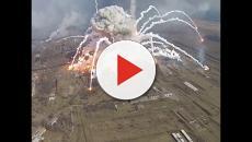 Al menos 52 civiles y 17 combatientes murieron en explosión