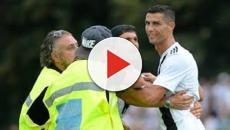 VIDEO: Cristiano Ronaldo se estrenó con la Juve en partido amistoso
