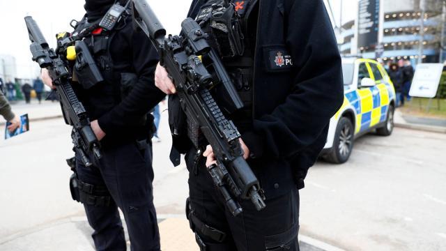 VÍDEO: Un tiroteo en Manchester deja un saldo de 10 heridos