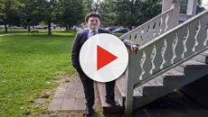 V Un adolescente de 14 años aspira ser candidato a una gobernación de EE.UU.