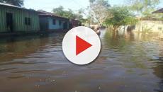 VÌDEO: El río Orinoco amenaza con desbordarse el Gobierno ha declarado alerta