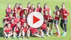 VÍDEO: España empata con EE.UU.  y pasa a cuartos en el Mundial femenino sub 20