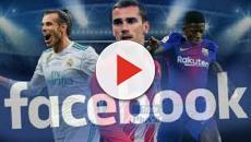 VIDEO: Facebook y la Liga llevarán el fútbol a Asia