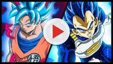 Dragon Ball Super: Vegeta auf einer Stufe mit Son Goku